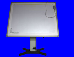Pneumatic stent digitizer